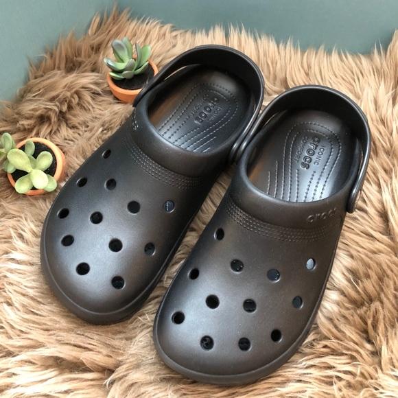 920d040502d38 Crocs WOMEN Coast Clog - BLACK